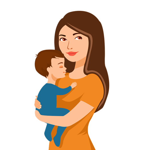 mother-baby - Children's Dentistry